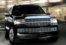 Ann Arbor Luxury SUV Rental Exterior