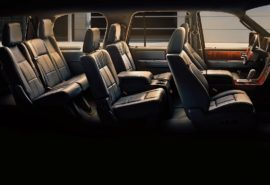 Ann Arbor Luxury SUV Rental Interior