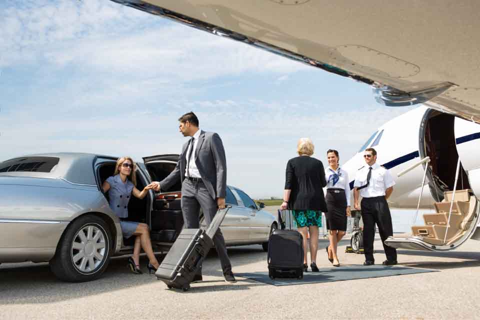 Corporate Shuttle Service Michigan