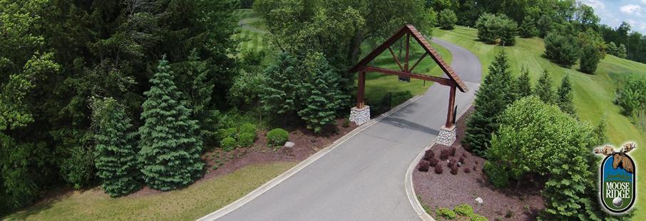 Moose Ridge Golf Course South Lyon MI