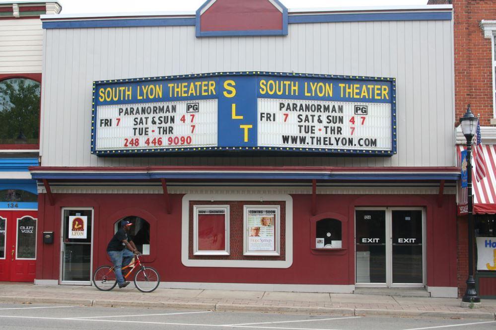 The Lyon Theater South Lyon MI