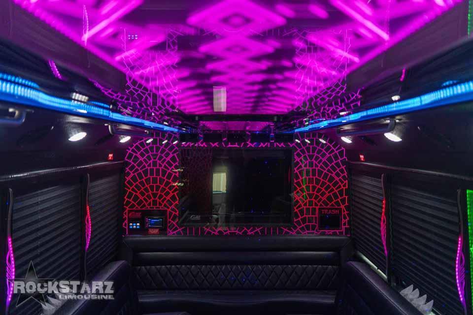 luxury limo rental service Ann Arbor MI