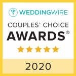 Couples Choice Award Wedding Wire 2020