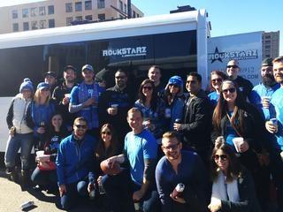 Party Bus Rental in Dexter MI